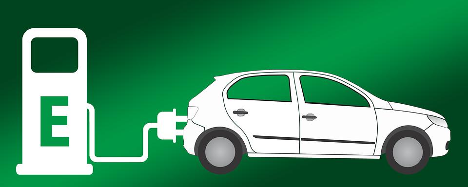 Coche Eléctrico Gasolineras Medio - Imagen gratis en Pixabay