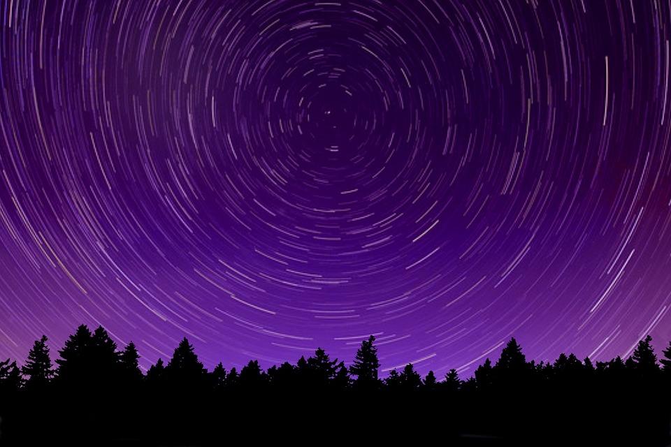 étoiles Ciel Nuit Du Photo Gratuite Sur Pixabay