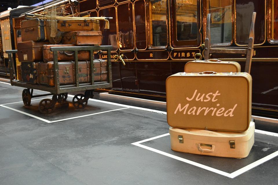 Luggage, Travel, Honeymoon, Bag, Tourist, Baggage