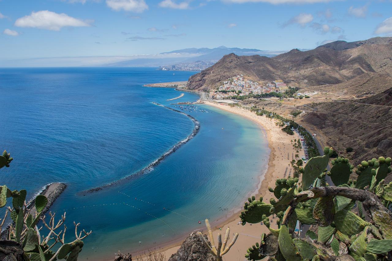 Sta Cruz De Tenerife Beach - Foto gratis su Pixabay