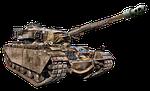 tank, panzer, battle tank