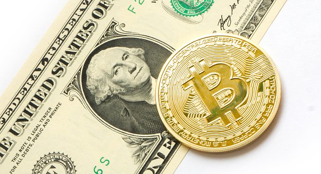 Bitcoin, Dollar, President Washington