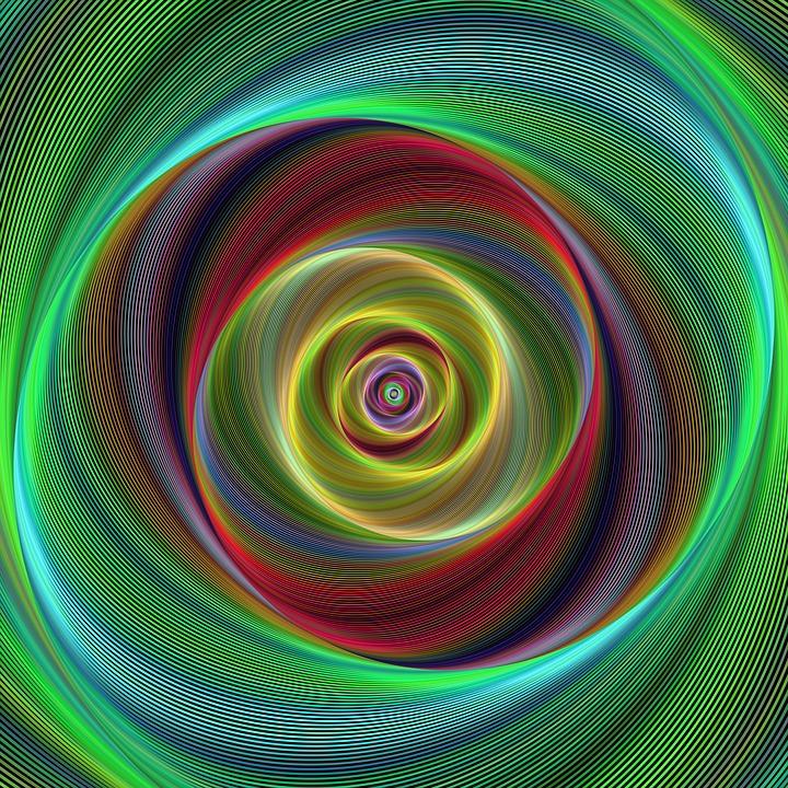 free illustration  spiral  vortex  fractal  render - free image on pixabay