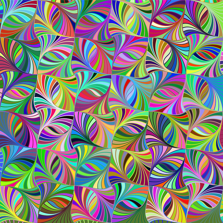 Wallpaper Background Geometric · Free Vector Graphic On