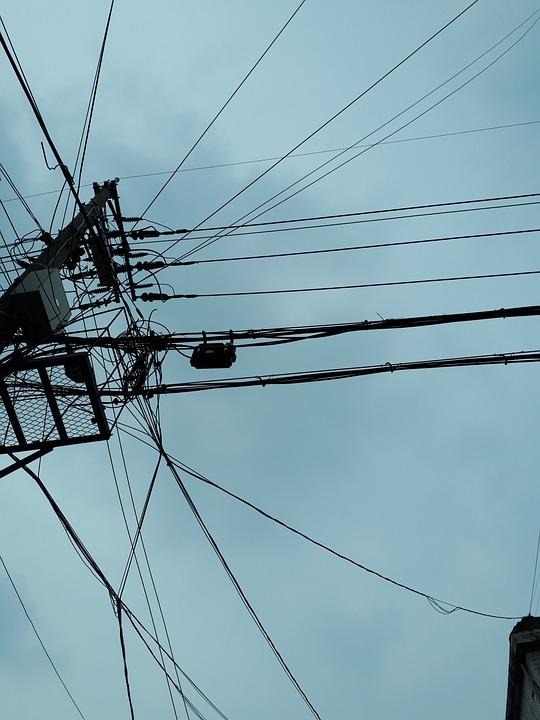 An Vorderster Front Telefonmasten · Kostenloses Foto auf Pixabay