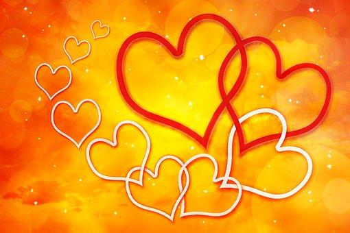 Emotionen, Liebe, Herz, Symbol