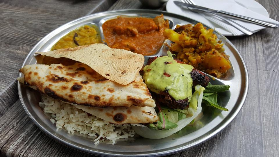 Travel To India, Food, Indian Meal