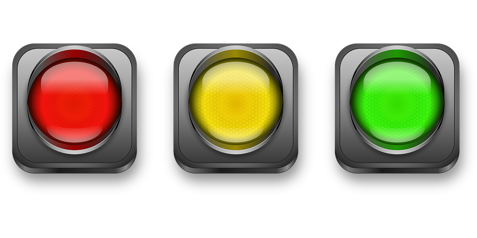traffic light vector free vector graphic on pixabay