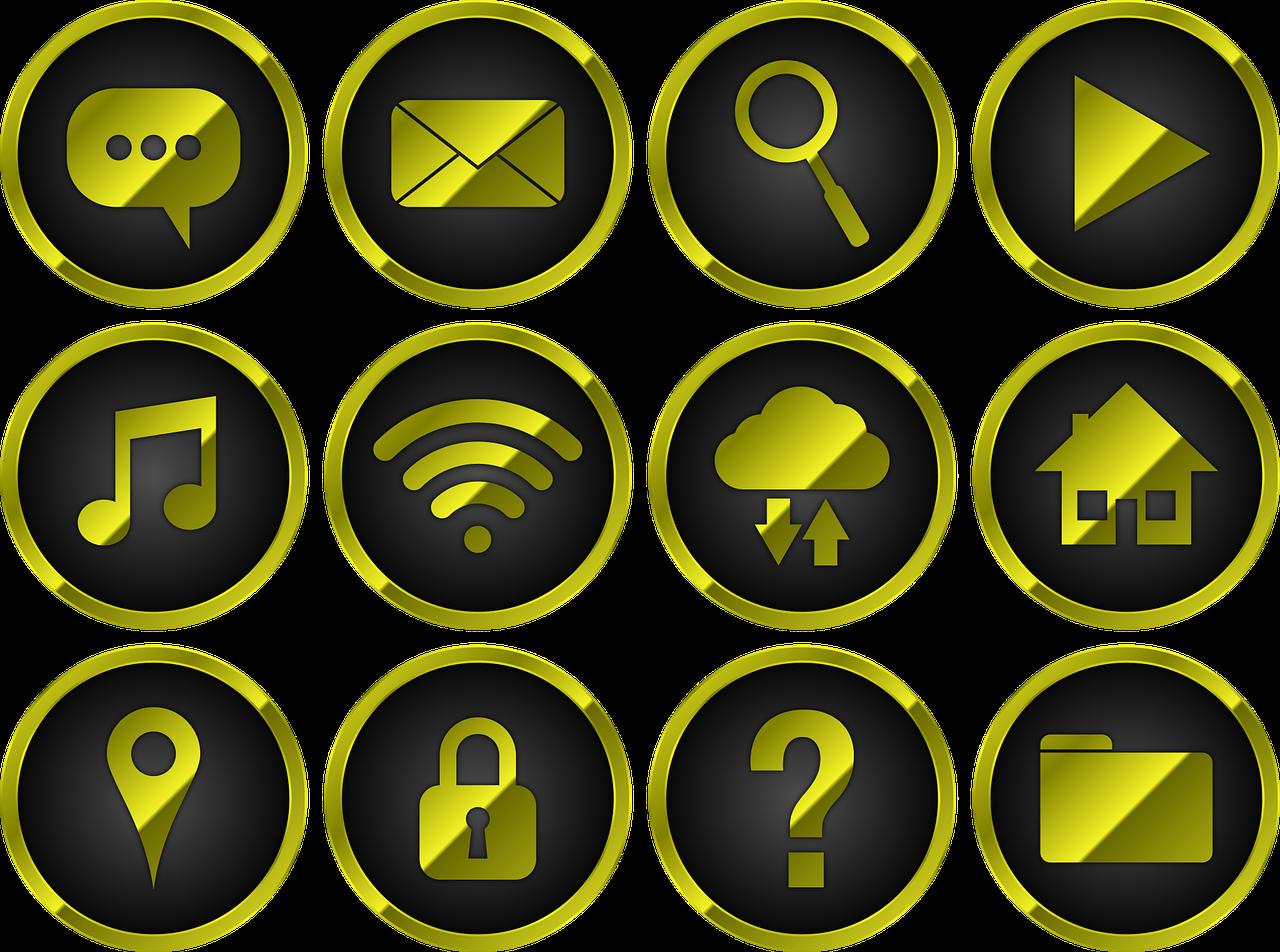 Картинки набор символов