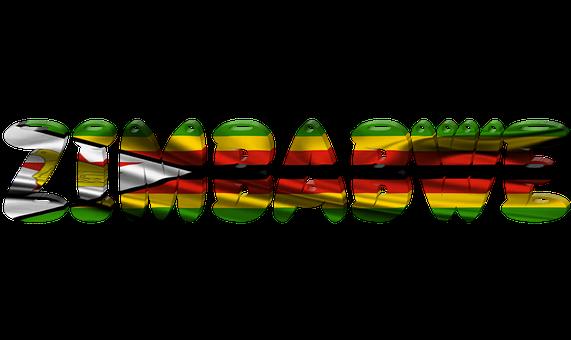 Staat, Simbabwe, International, Design