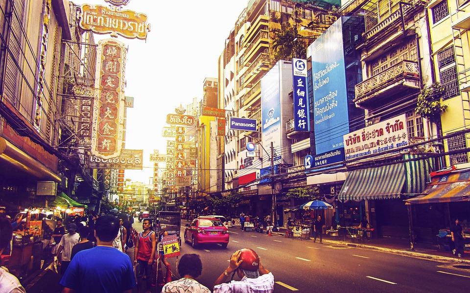 Bangkok Street Thailand - Free photo on Pixabay