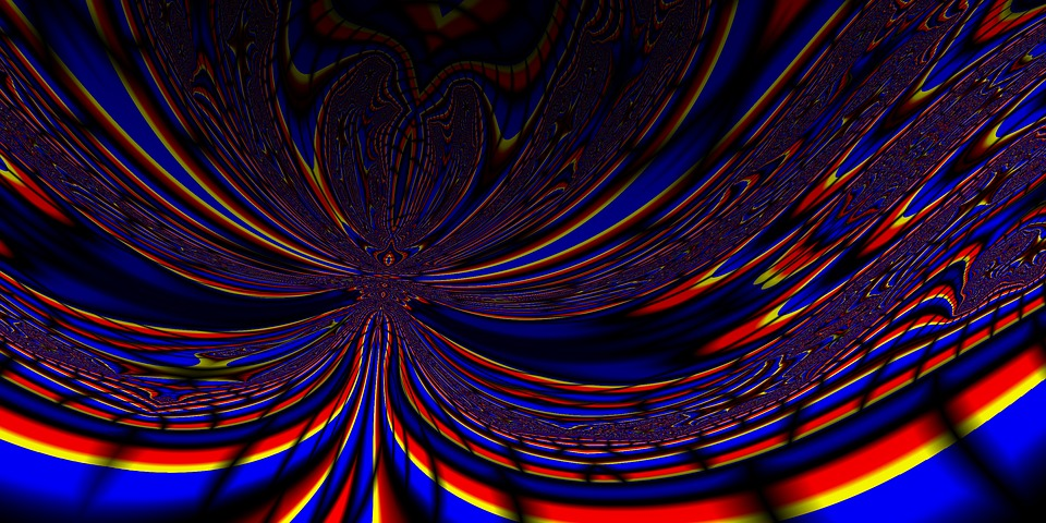 Die Vierte Dimension Fraktale · Kostenloses Bild auf Pixabay