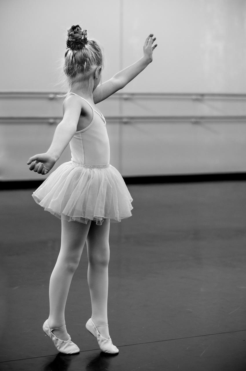 фото молодая балерина почему
