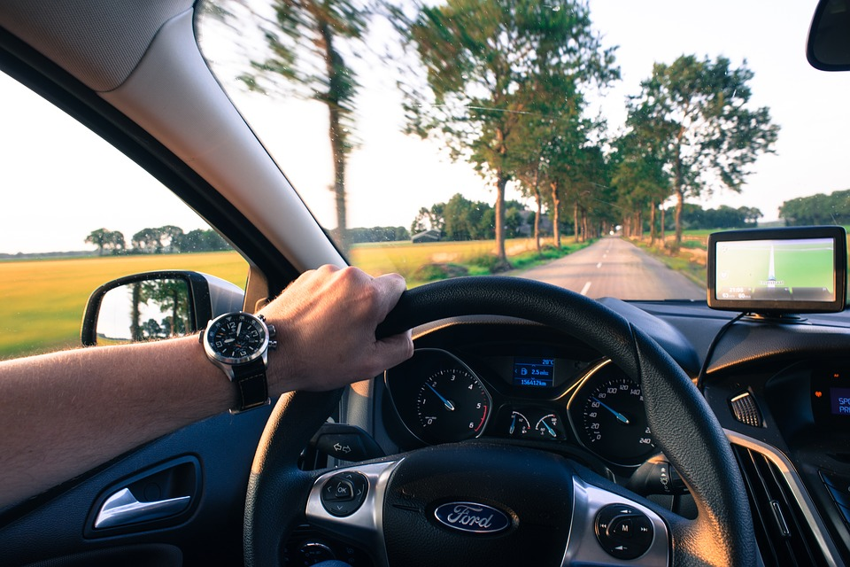 Un chauffeur. | Photo: Pixabay
