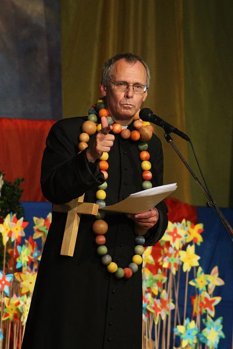 Misa De Comienzo De Clases, Alegre, Gracioso, Pastor