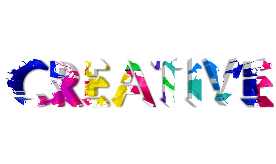 creative the text of design free image on pixabay