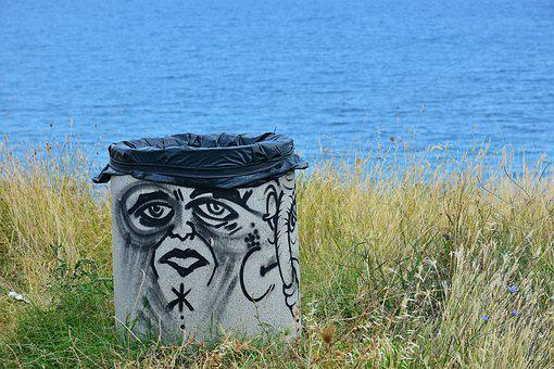 ごみ, 廃棄物容器, 廃棄, ゴミ箱, 廃棄物処理, 環境保護, 環境, 汚染