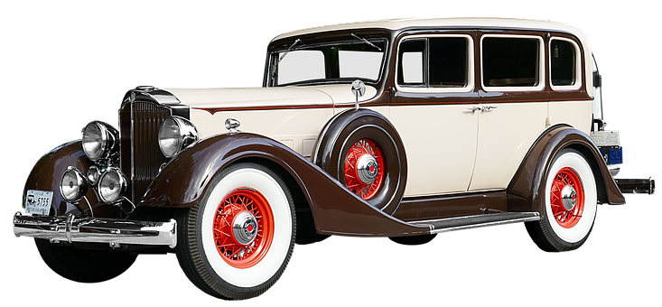 Packard Sedan, 1934, Auto, Oldtimer