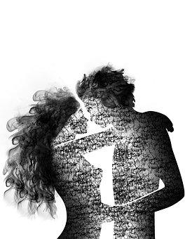 Sex, Love, Embrace, Kiss, Union