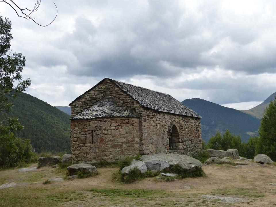 Hermitage, Romanesque, Heritage, Vall De Boí, Taull
