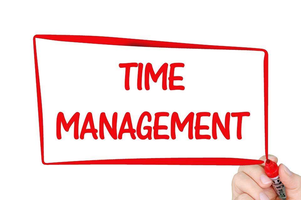 Time Management Business Deadline Success
