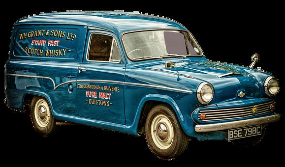 Austin Morris, Combi, Vans
