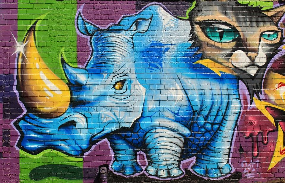 Graffiti Art 183 Free Photo On Pixabay