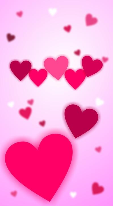 Love Heart Valentine S Day Free Photo On Pixabay