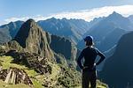 peru, mountain, machu picchu