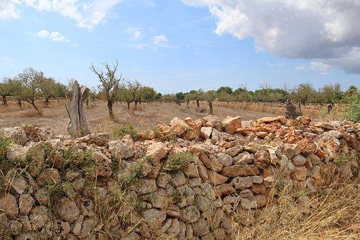 Mallorca und die Trockensteinbauten -  Mallorca ist steinreich