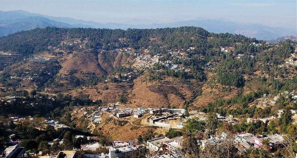 Almora, Uttarakhand, India, Hill Station, City,History of Almora in Hindi