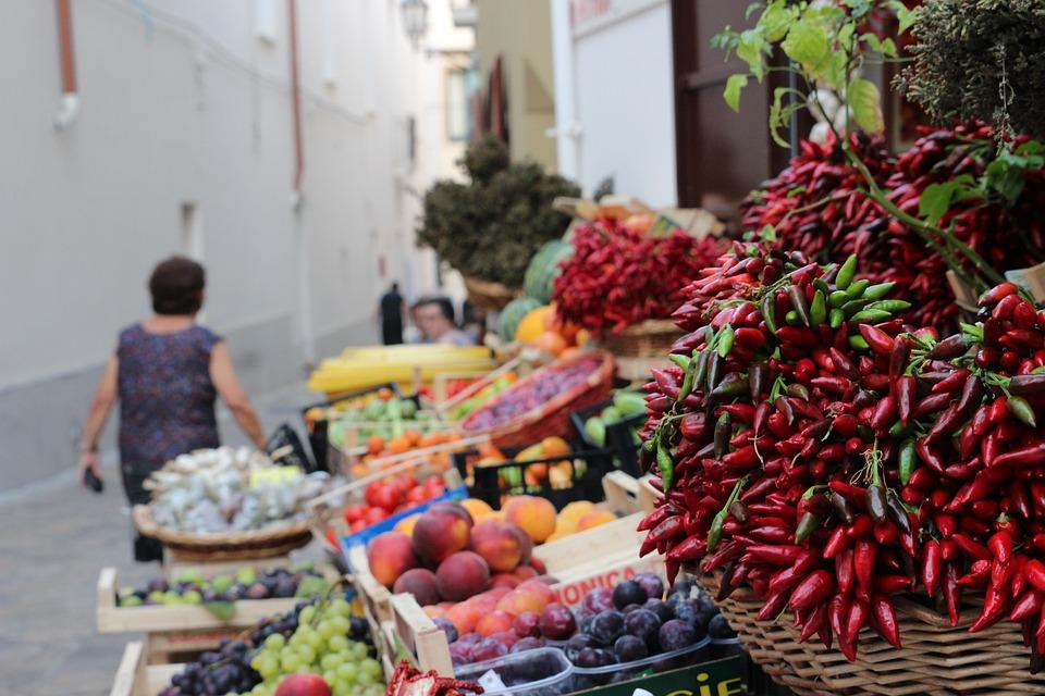Puglia, Italia, Sur, País, Apulia, Holiday, Vacaciones