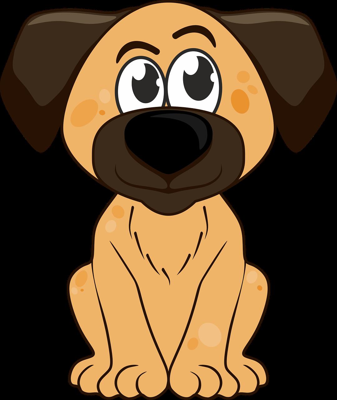 Мультяшные картинки собак