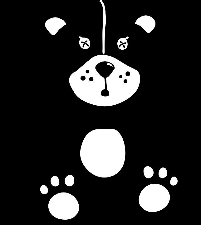 100 Free Teddy Bear Bear Vectors Pixabay