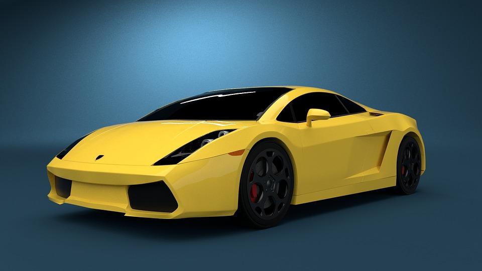 Lamborghini Car Vehicle - Free image on Pixabay