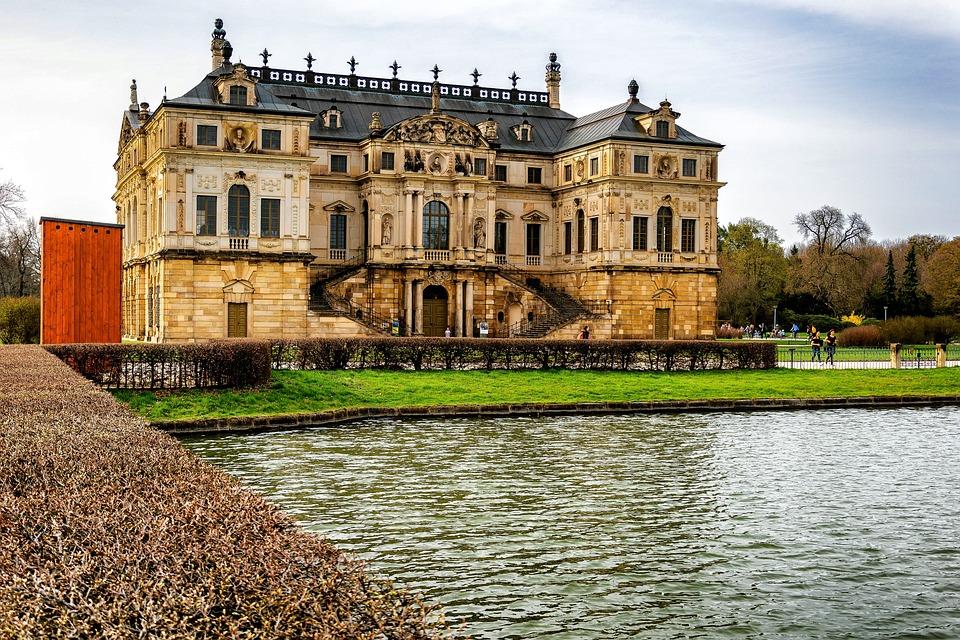 5 Schöne Gärten zum entspannen in Dresden
