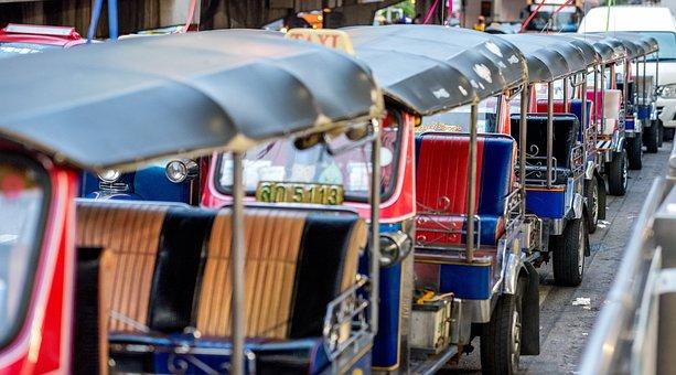 Bangkok, Thailand, City, Travel, Asia