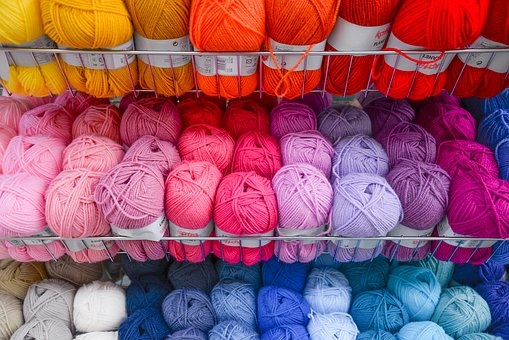 Wool, Shop, Hobby, Craft, Store, Design