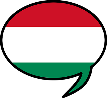 Charla, Húngaro, Idioma
