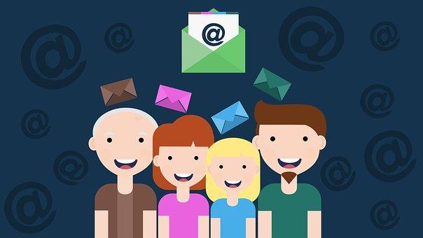如何群发qq邮件