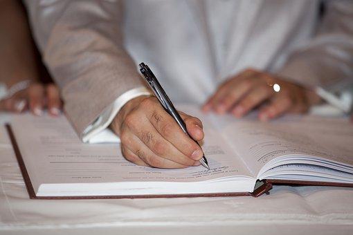 Firma, Signo, Escribir, Pluma, Bolígrafo