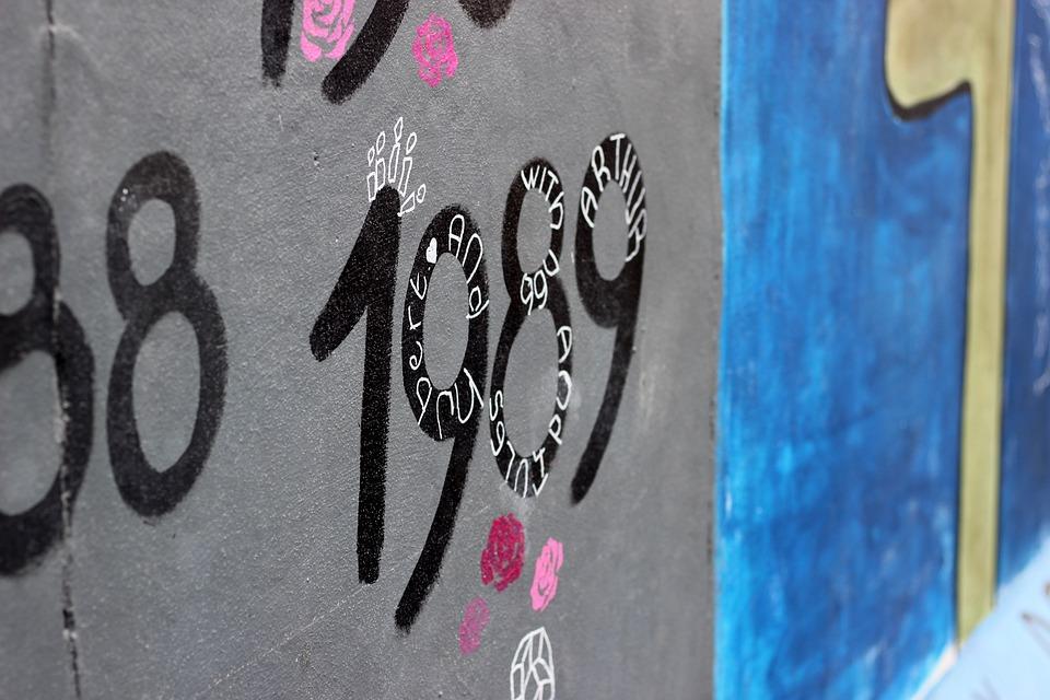 Fall Of The Wall Berlin Wall Art Reunion Freedom