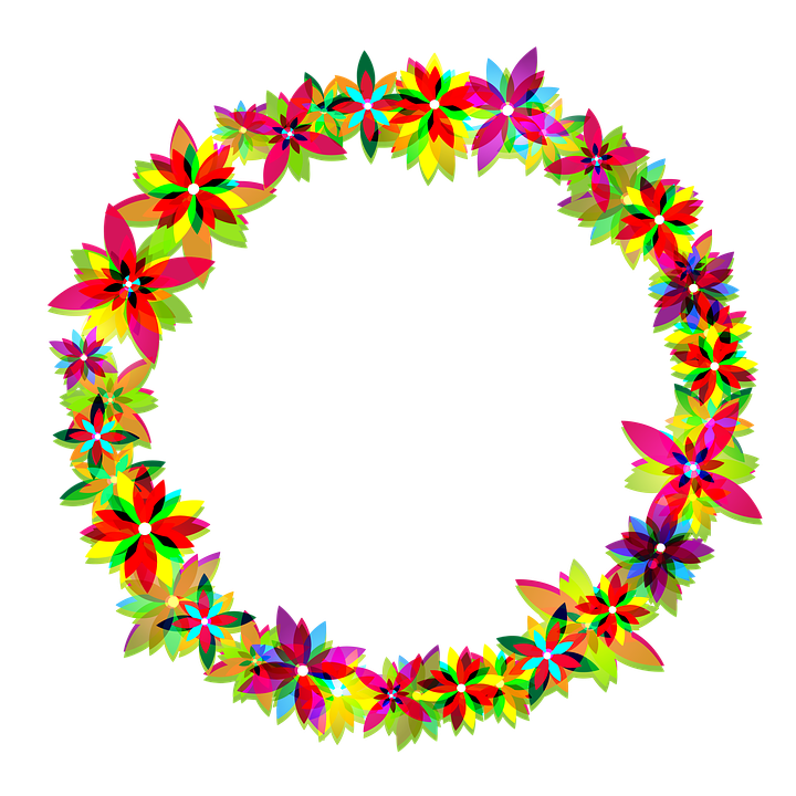 Flores Corona Marco · Imagen gratis en Pixabay