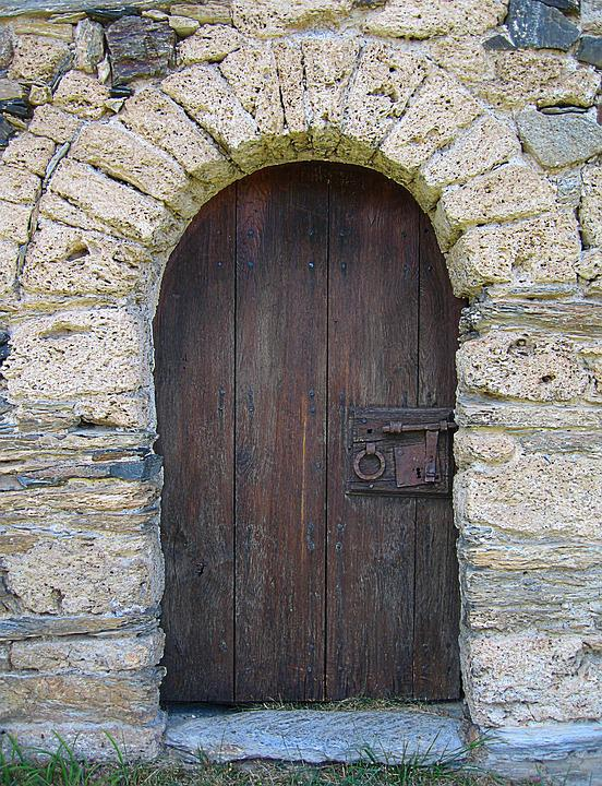 Old Wooden Doors : Free photo old door wooden wood image