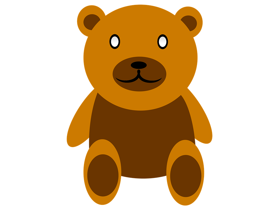 teddy bear vector free image on pixabay rh pixabay com bear vector illustrations bear vector free