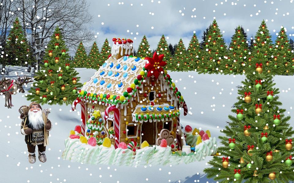 Christmas Snow Tree The · Free photo on Pixabay
