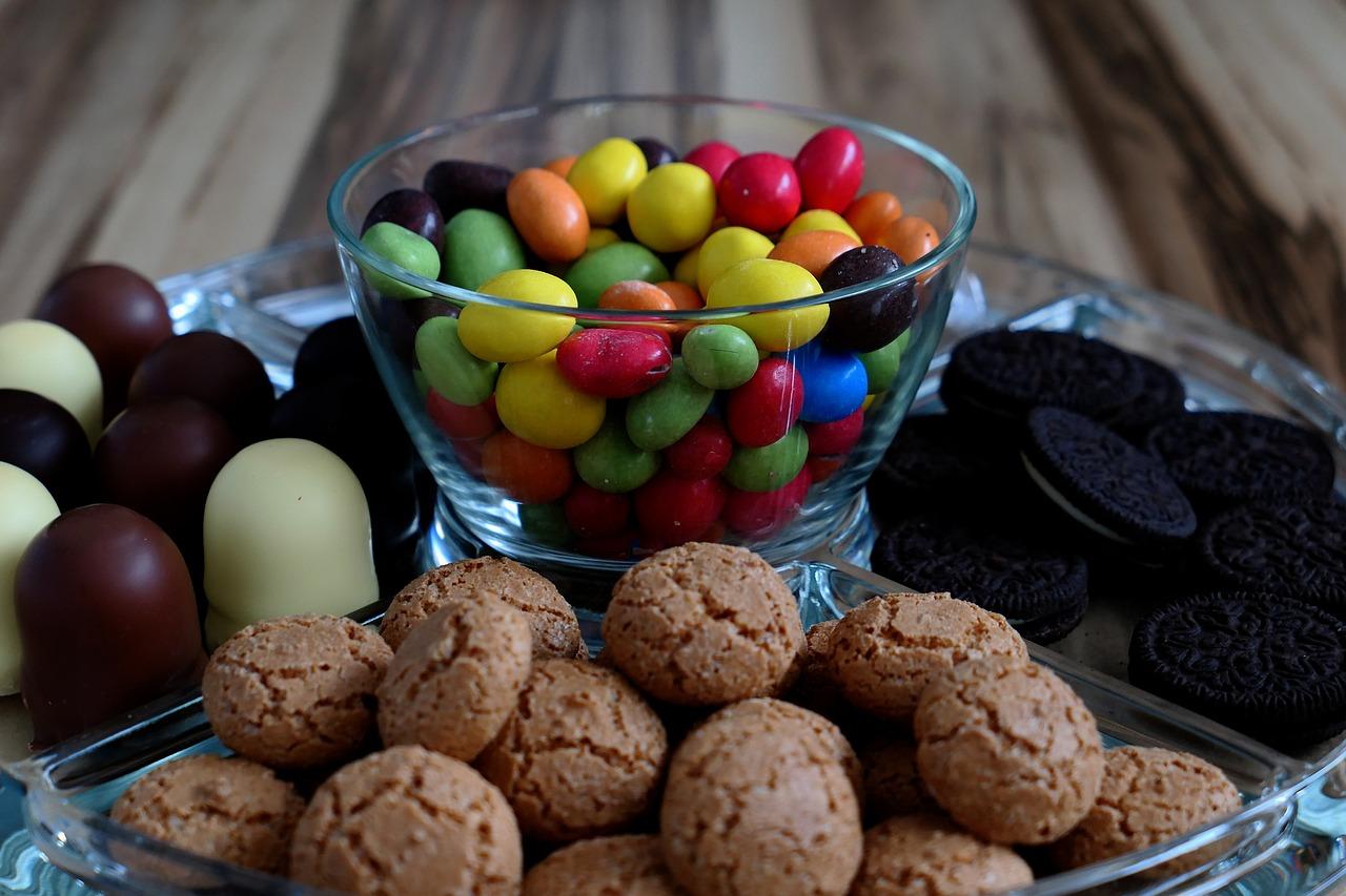 картинки продуктов конфеты меня
