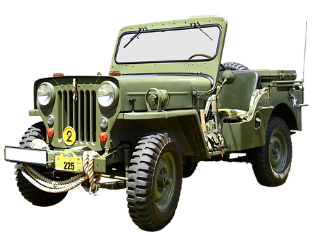 Willys Jeep Mb, All Terrain Vehicle