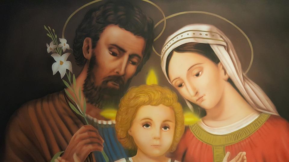 Marco Sagrada Familia Cuadro · Foto gratis en Pixabay