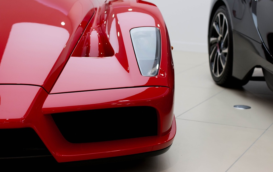 purchasing an exotic car
